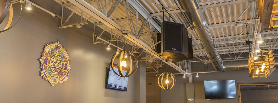 Klipsch Install Stories: Sun King Fishers Tap Room & Small-Batch Brewery